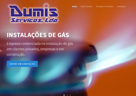 Website development <a href='http://www.dumis.pt' target='_blank'>http://www.dumis.pt</a>